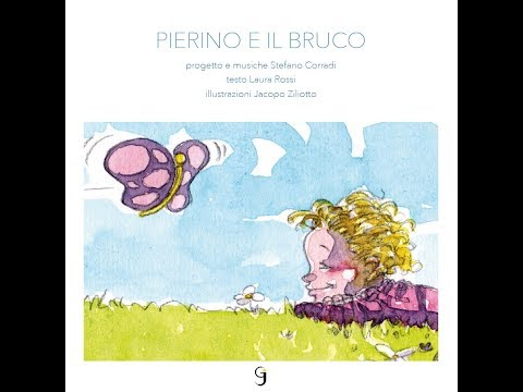 Pierino e il Bruco   promo uscita libro