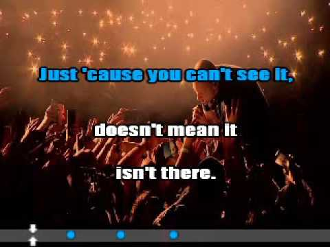 linkin park - one more light Karaoke