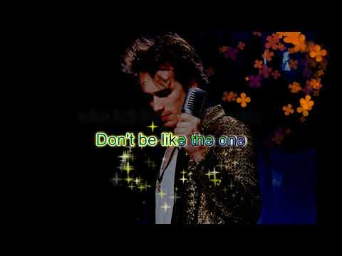 Karaoke - Dream Brother - Jeff Buckley with Lyrics *