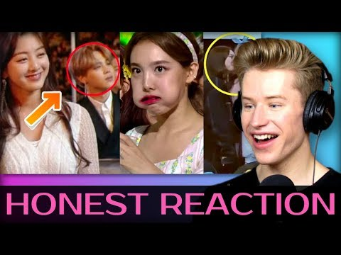 HONEST REACTION To 10 MINUTES OF TWICE VIRAL MOMENTS