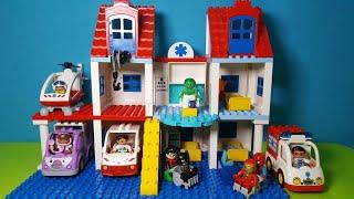 LEGO DUPLO BIG CITY HOSPITAL /…
