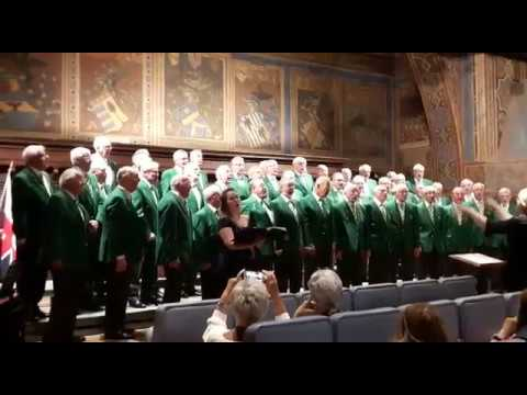 Concerto dei Dore Male Voice Choir