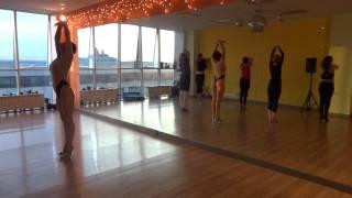 Стрип . Приватный  танец
