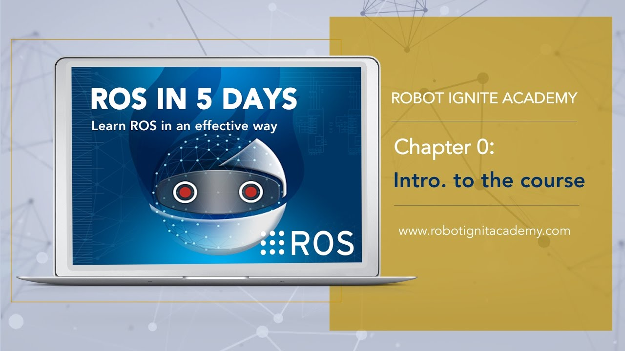 Teaching ROS quickly to students | Robohub
