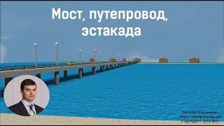 Мост, путепровод, эстакада