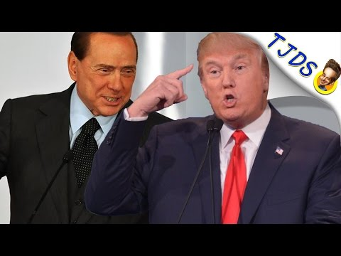 The Right Way To Resist Trump - Italian Scholar Who Studied Italy's Berlusconi