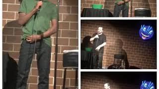 Elijah Carroll @ The Ha Ha Comedy Cafe