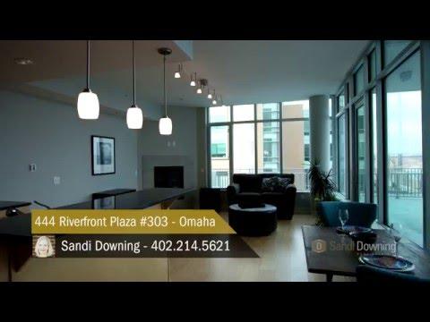 1 Bedroom, 1.5 Bathroom Condo for Sale - 444 Riverfront Plaza #303, Omaha, Nebraska (Video Only)
