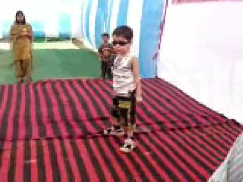 Kids Express Play School Solo Dance Competition
