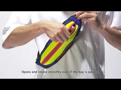 YKK® Horizontal Stretch Tape Zipper (EB tape)
