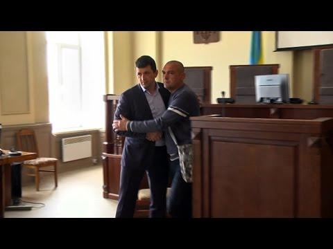 Конфлікт вичерпано! Володимир Островський та Любомир Жупанський потиснули руки