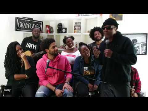 Jussie Smollett Acoustic Set On Okay Player March 5TH 2018