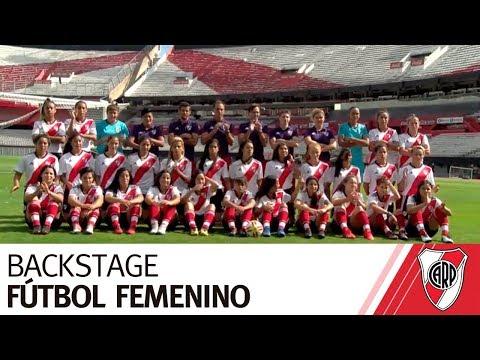 Backstage Fútbol Femenino