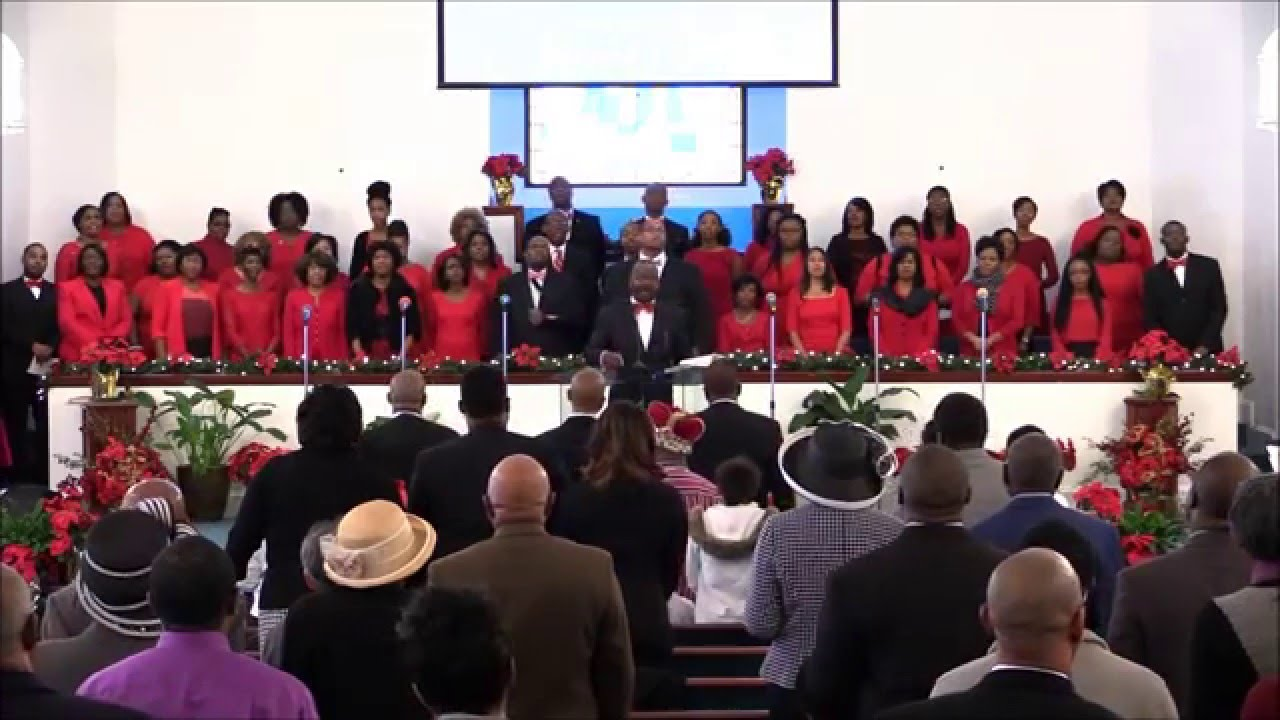 Christmas Celebration Service with Bible Way of Atlas Road Choir ...