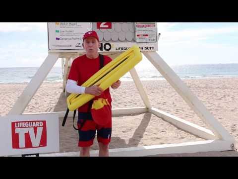 Lifeguard Tech™ ~ LIFE™ Rescue Tube & Surf Rescue™ Fins