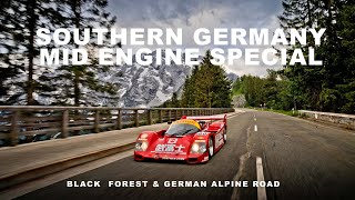 SOUTHERN GERMANY - MID ENGINE SPECIAL!