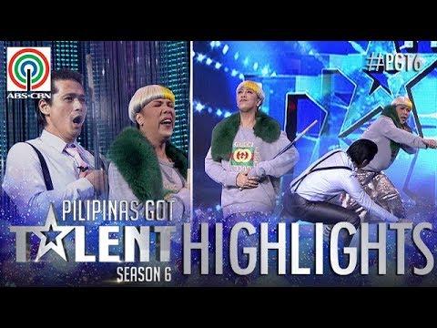 PGT 2018 Highlights: Robin, itinuro kay Vice ang paggamit ng arnis