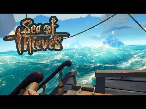 SEA OF THIEVES - O Início do Gameplay, em 4K 60fps! (Português PT-BR no PC / Windows 10)