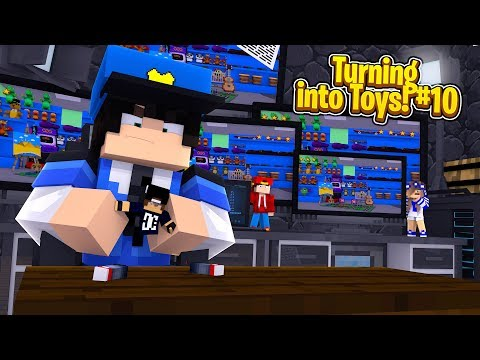Minecraft Toys #10 - ROPO & CARLY FIND JACK BUT ITS TOO LATE!! thumbnail