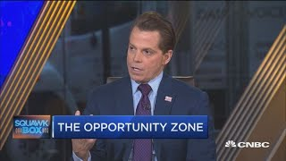 Watch CNBC's full interview with Anthony Scaramucci