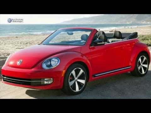 2014 VW Beetle Convertible In FL