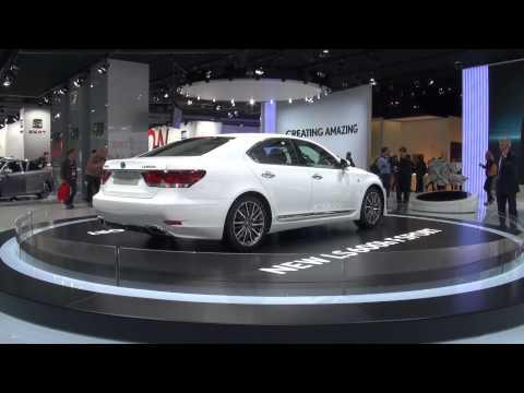 2012 Paris Motor Show - HD