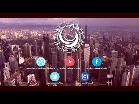 Apple Creative Work Asia Showreel