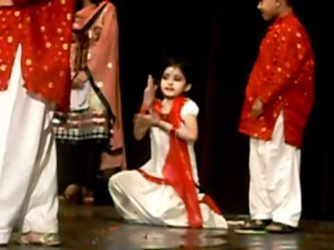 De Le Gera Little Cute Baby Dance