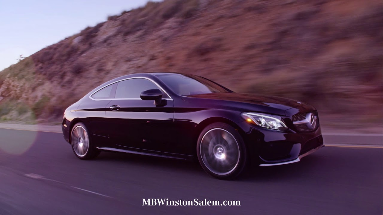 Mercedes benz of winston salem drive a masterpiece youtube for Mercedes benz winston salem
