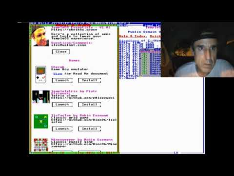 Terry A Davis: Homeless And Hunting Bugs In TempleOS