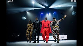 Pokaz sędziów - Juste Debout 2019