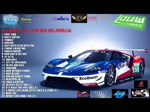 TOP 20 LAGU LOUNGE YG MEMBUAT WANITA JOGET MELIUK HOT!!! DJ LOUW VOL 236
