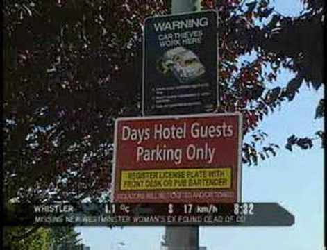 The Safer Parking Initiative (SPI) Vancouver BC on Global