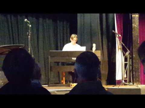 Max Law, Hall Mead School Concert
