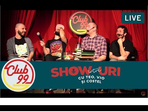 Podcast aniversar | Un an de Intre showuri cu Teo Vio si Costel