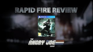 Immortal: Unchained Rapid Fire Review (Video Game Video Review)