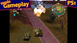 WarGames: Defcon 1 ... (PS1) 60fps