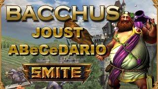 """SMITE! Bacchus, Con la letra B, """"B""""amooos! Joust Abecedario #14"""