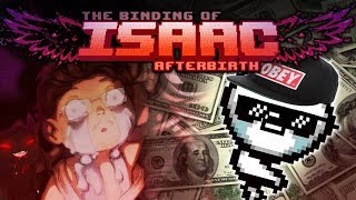 La partie a 100 € !!! [Binding Of Isaac Afterbirth +]