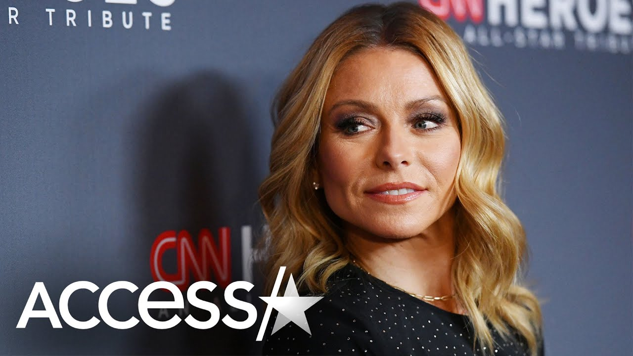Kelly Ripa Doesn't Love Being On Camera