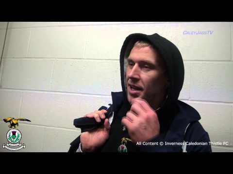 Richie Foran : U20's Match Reaction : Hamilton 3 v 2 Inverness CT
