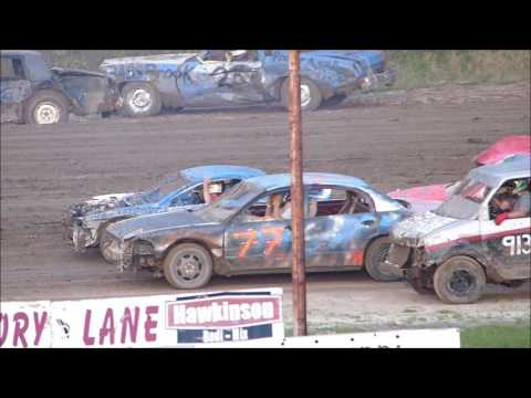 Grand Rapids Speedway Enduro-1st Segment-Sept 10th 2016