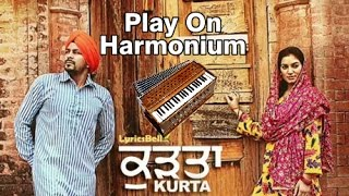 Kurta By Veet Baljeet Harmonium Tutorial {Learn Harmonium}