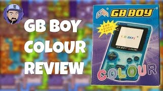GB Boy Colour Review - Game Boy Color Clone or Cheap Chinese Crap? | RGT 85