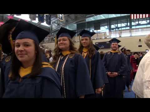 Neumann University Undergraduate Commencement 2019