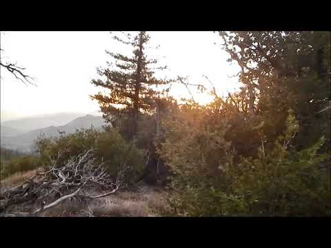 Backpack Camping Angeles National Forest -- 30Dec17