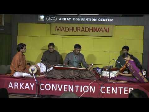 Madhuradhwani-Music Season-Chitravina Ravikiran