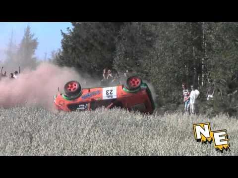 #YLIVAA! 2 - Finnish Rally Crash Compilation 2015 -