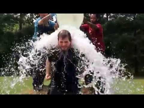 The ALS Ice-Bucket Challenge