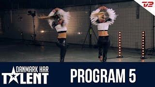 Tea Keis & Malene Andersen - anden audition - Danmark har talent